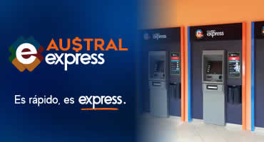 Cajeros Austral Express